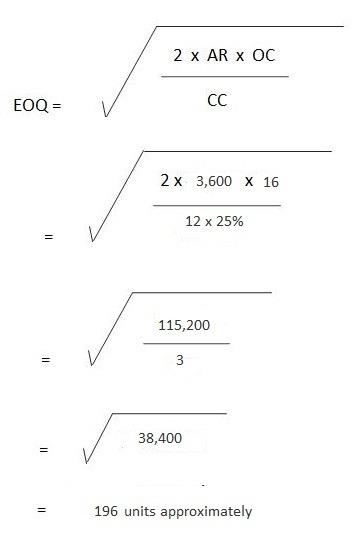 Calculations for Solution to Problem 2